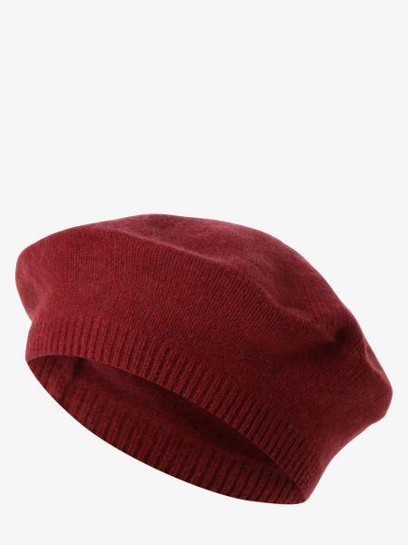 Czerwona z kaszmiru czapka Apriori