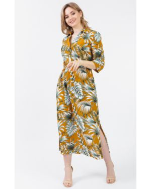 Платье на пуговицах на резинке Lacywear