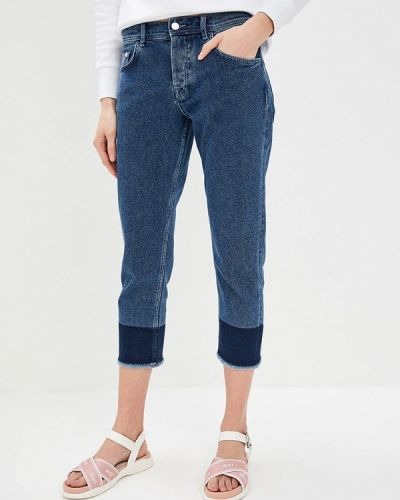 Прямые джинсы турецкий синие Iceberg