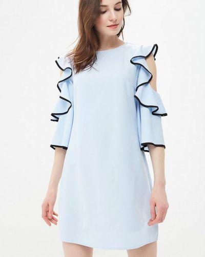 Платье прямое весеннее Incity