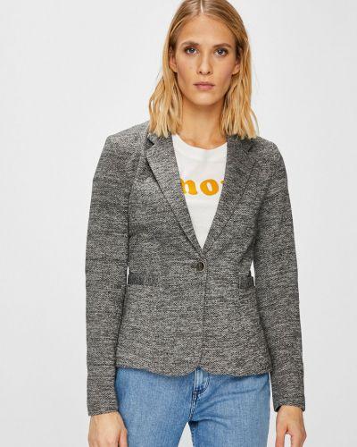 Классический пиджак в стиле кэжуал трикотажный Only