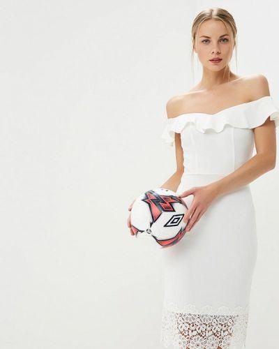 Белое платье футляр Dorothy Perkins