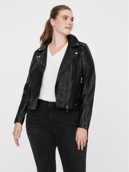 Czarna kurtka Vero Moda Curve