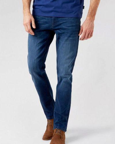 Синие зауженные джинсы-скинни Burton Menswear London