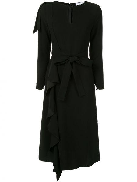 Czarna sukienka Osman