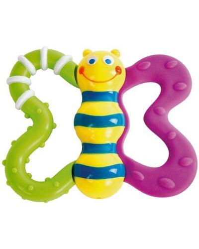 Бабочка детский пластиковый жирафики