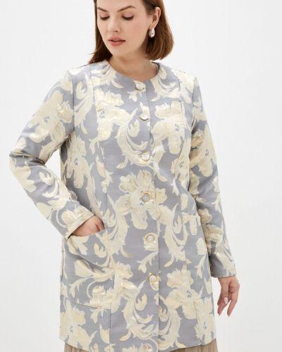 Пиджак - серый Prewoman