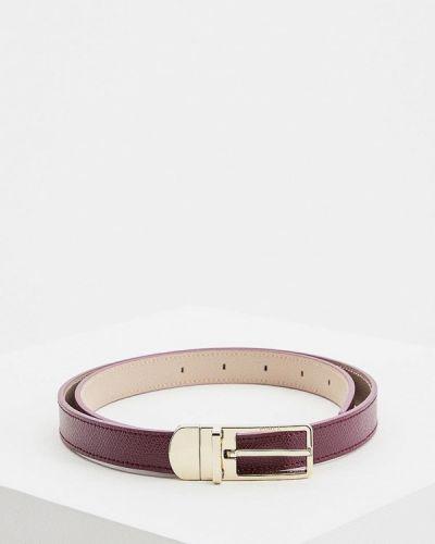 Фиолетовый ремень Furla