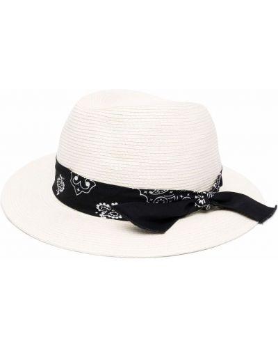 Шляпа с широкими полями свободного кроя без застежки Mc2 Saint Barth