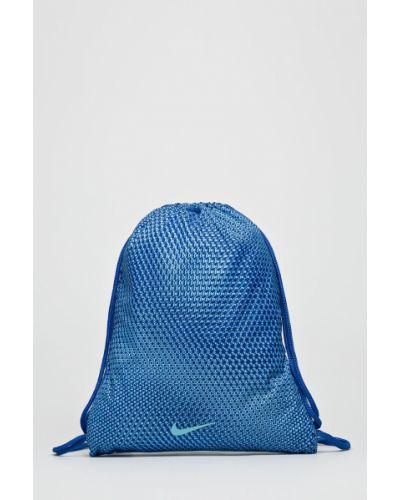 Синий рюкзак с отделениями Nike Kids