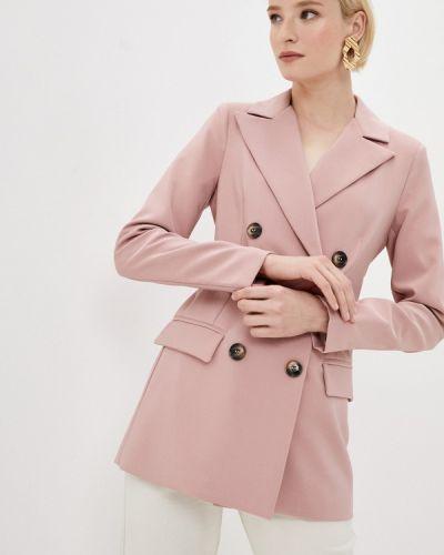 Розовый пиджак Tantra