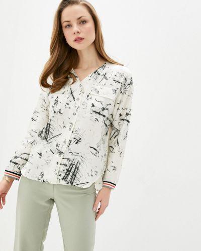 Бежевая блузка Bulmer