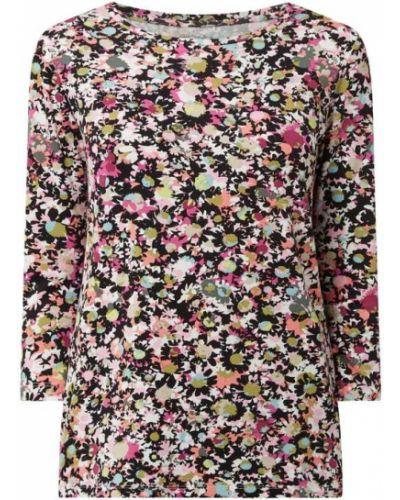 Różowa bluzka z wiskozy Christian Berg Women