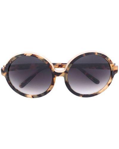 Солнцезащитные очки черные большой N21