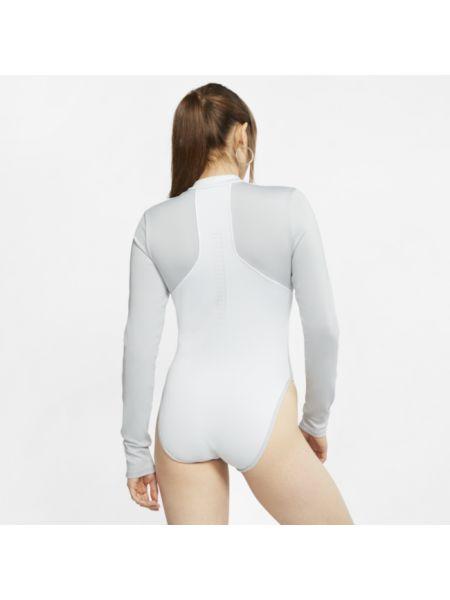 Sport body srebrny Nike