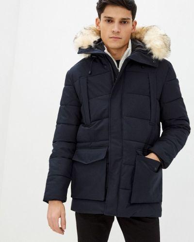 Черная утепленная короткая куртка Paragoose