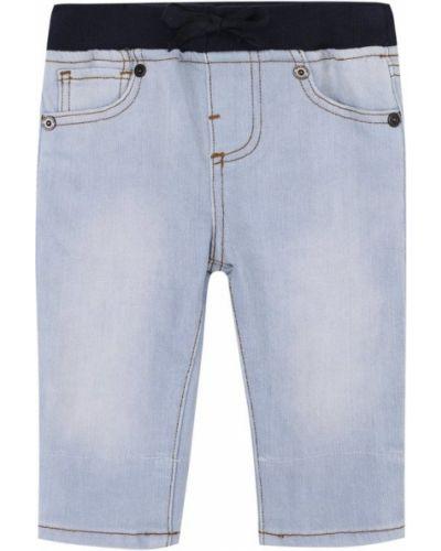 Голубые джинсы Burberry