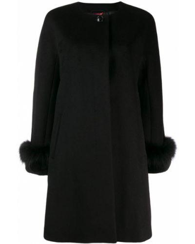 Пальто шерстяное Max Mara Studio
