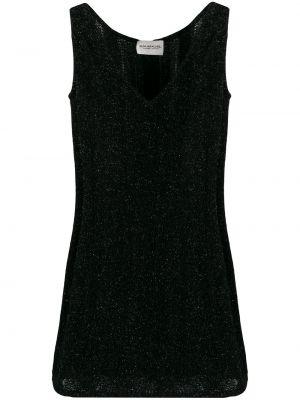 Платье мини винтажное на молнии Emanuel Ungaro Pre-owned
