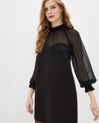 Черное вечернее платье Blugirl Folies