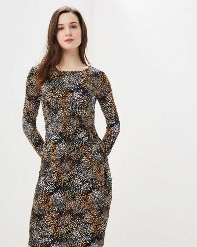 Платье прямое весеннее Wallis