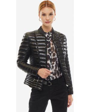 Куртка демисезонная черная Guess