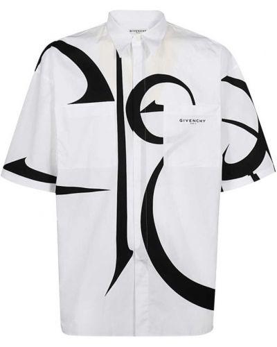 Koszula z printem Givenchy