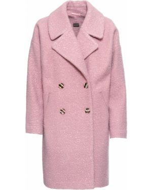 Пальто букле с воротником Bonprix
