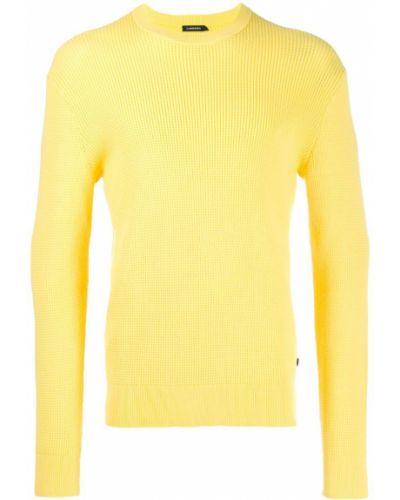 Топ на молнии - желтый J.lindeberg