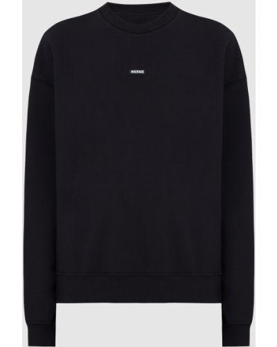 Черная свитер Mackage