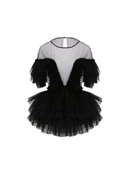 Вечернее платье мини осеннее Kalmanovich х Tsum
