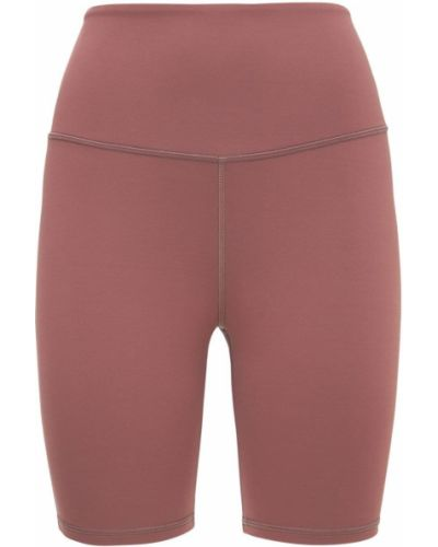Розовые спортивные спортивные шорты Michi