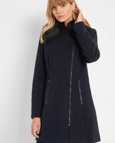 Пальто - синее Orsay