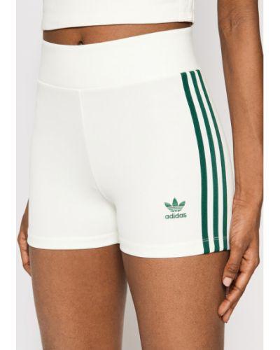 Spodenki sportowe - białe Adidas