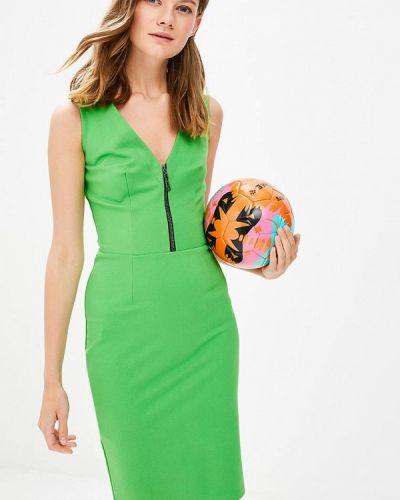Платье зеленый Gorchica