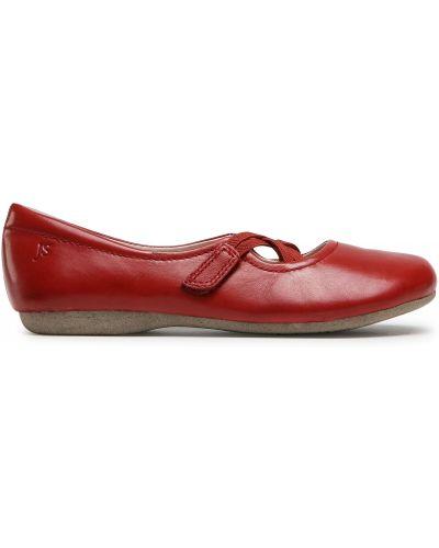 Туфли - красные Josef Seibel