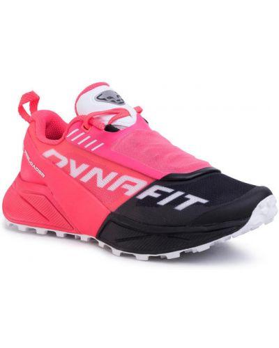 Różowe sneakersy Dynafit
