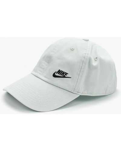 Серая бейсболка Nike