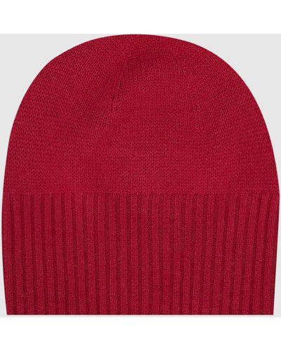 Красная кашемировая шапка Allude