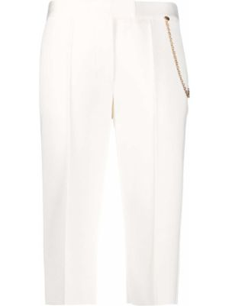 Белые шорты из вискозы Givenchy