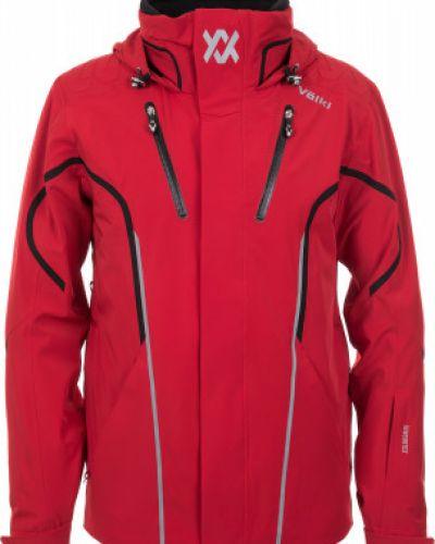 Утепленная куртка спортивная с капюшоном Volkl