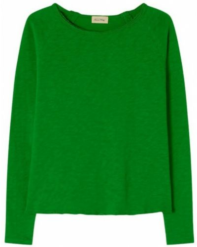 T-shirt vintage - zielona American Vintage