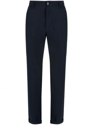 Niebieskie spodnie z paskiem Hydrogen