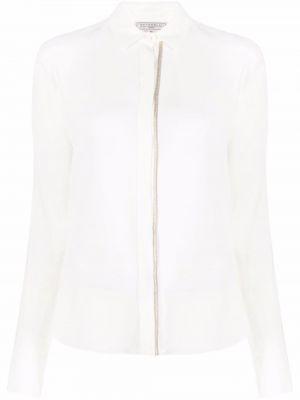 Biała klasyczna biała koszula Antonelli