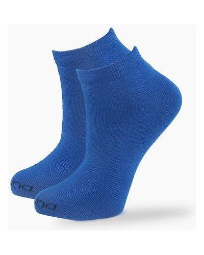Спортивные носки - синие дюна