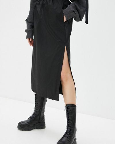 Юбка - черная Sultanna Frantsuzova
