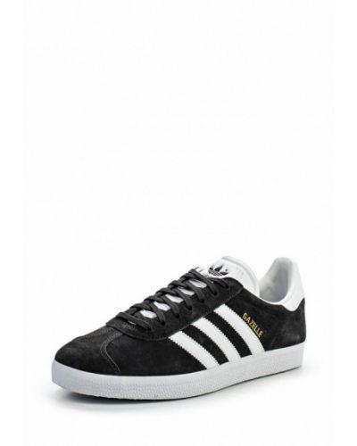 Серые кеды Adidas Originals