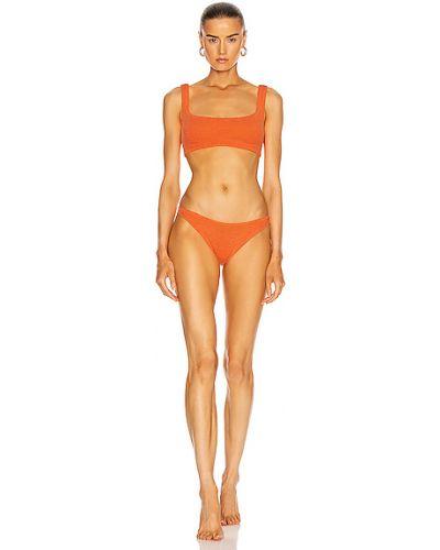 Bikini - pomarańczowy Hunza G