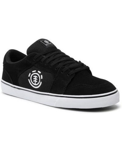 Sneakersy - czarne Element
