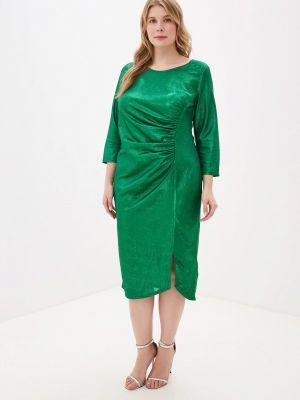Вечернее платье - зеленое Blagof